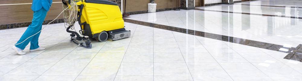 commercial floor finishing equipment